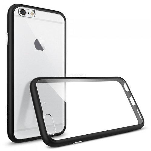 Чехол-гибрид SPIGEN для iPhone 6s/6 - Ultra Hybrid - Черный