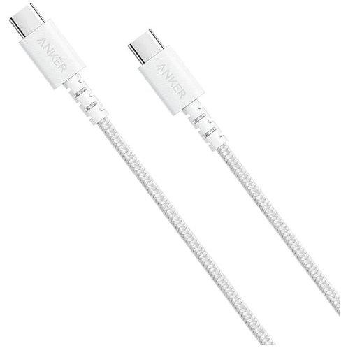 Кабель Anker Powerline Select+ USB-C 1.8m (White)