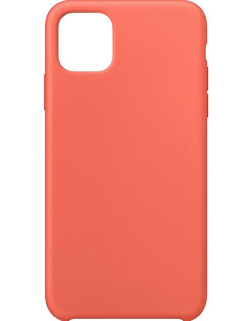 Накладка iPhone 11 Pro Silicone Case оранжевый