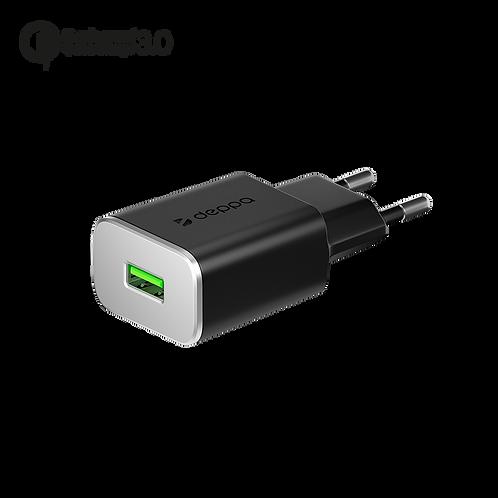 Сетевое зарядное устройство USB Quick Charge 3.0