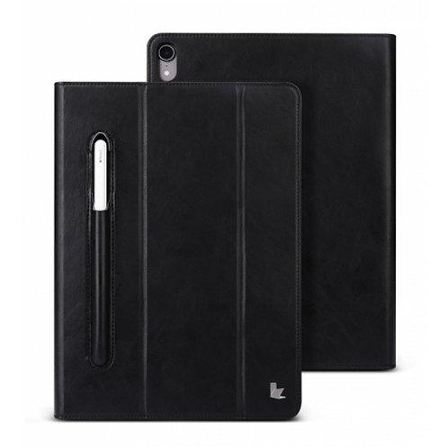 """Защитный чехол Jisoncase Mirco Fiber Leather case для iPad Pro 11"""" (2018)"""