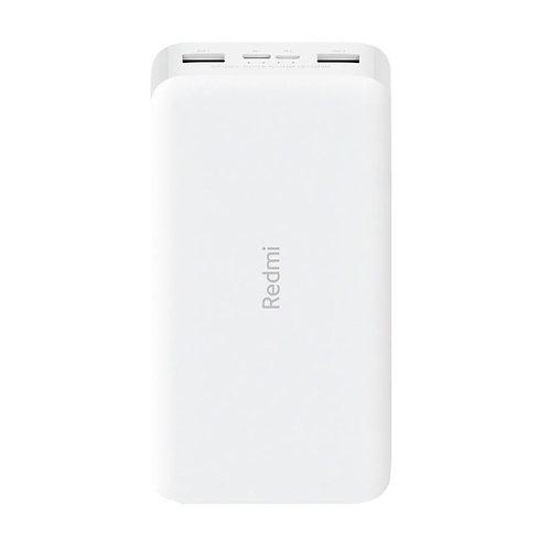 Внешний аккумулятор Xiaomi Redmi Power Bank 10000 mAh Standart Edition белый
