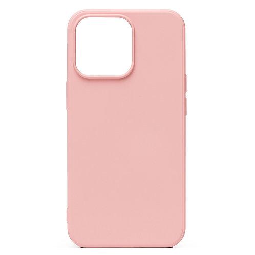"""""""Розовый песок"""" чехол на iPhone 13"""