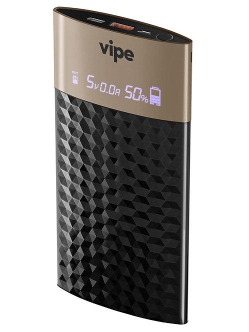 Внешний аккумулятор (АКБ) Power Bank Vipe Feniks 10000 mAh, чер