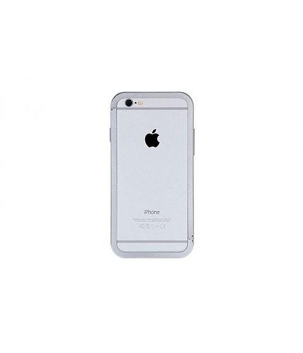 Чехол Just Mobile AluFrame для iPhone 6/6S Silver (бампер)