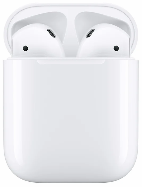 Наушники Apple AirPods 2  в зарядном футляре RUA