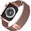 "Thumbnail: Ремешок Uniq Dante Strap Steel для Apple Watch 42/44 мм, цвет ""Розовое золото"""