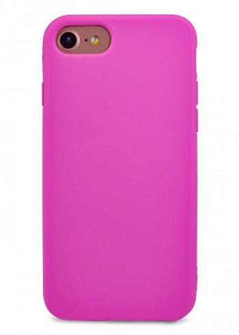 Чехол для iPhone 7 TPU Matte (Фиолетовый)