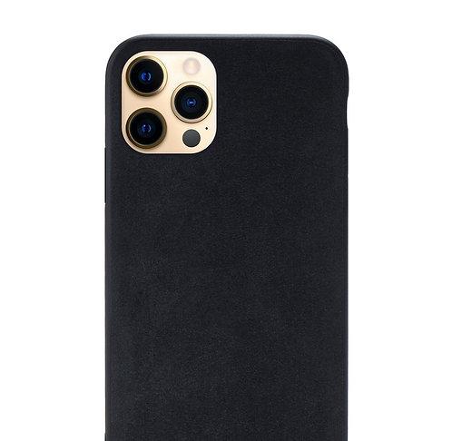 Бархатный чехол на айфон на Apple iPhone 12 PRO MAX