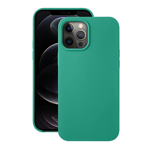 Чехол Liquid Silicone для Apple iPhone 12 Pro Max