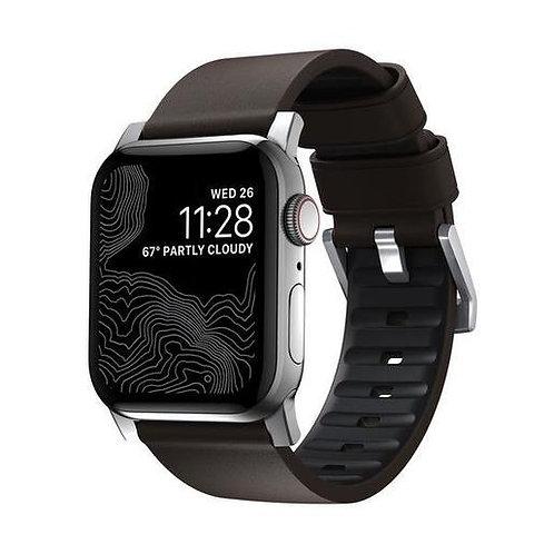 Ремешок Nomad Active Strap Pro для Apple Watch 44/42mm. Кожа