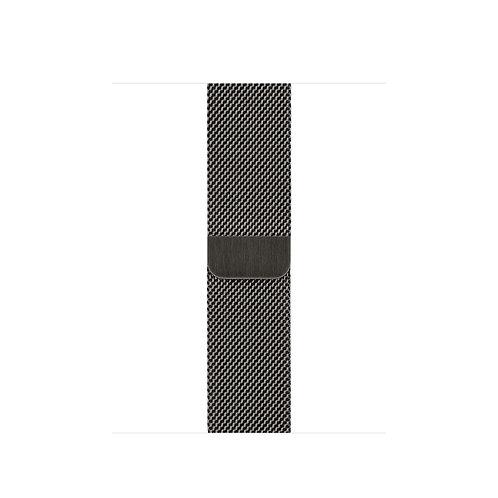 Миланский сетчатый браслет графитового цвета (для корпуса 44 мм)