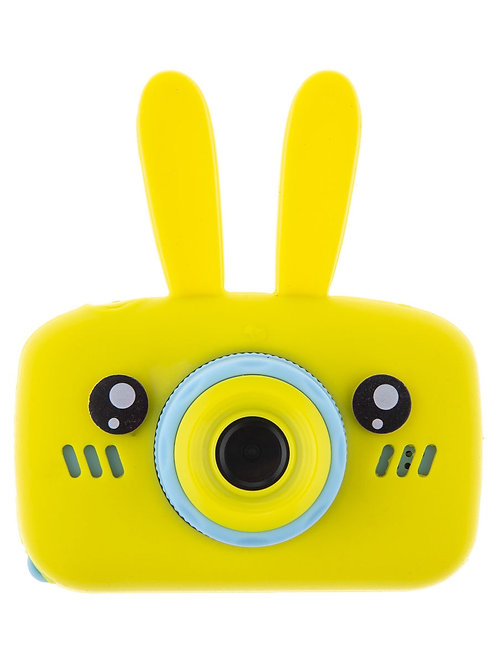 Цифровой детский фотоаппарат Зайчик Children's fun Camera Rabbit