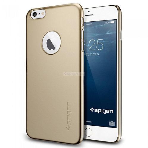 Ультра-тонкий чехол SPIGEN для iPhone 6s Plus/6 Plus  Золотистый