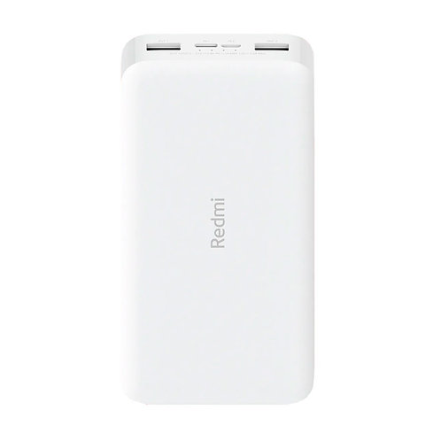 Внешний аккумулятор Xiaomi Redmi Power Bank 20000 mAh Fast Charging Version