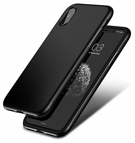 Чехол Baseus Bumper Case для iPhone X Black