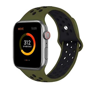 Ремешок силиконовый для Apple Watch 38/40 мм
