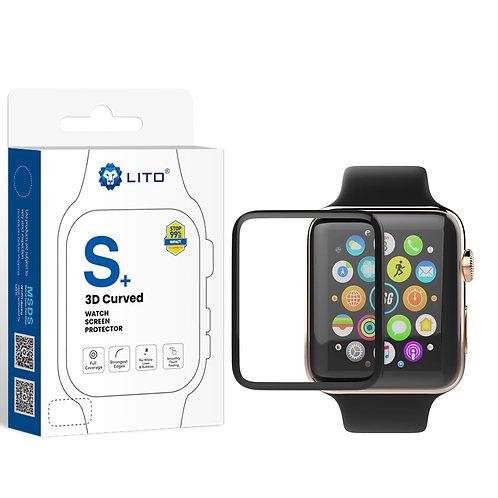 Защитное стекло для Apple Watch 42mm S2/S3