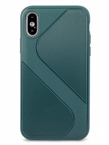 Чехол для iPhone X/XS Heavy силикон