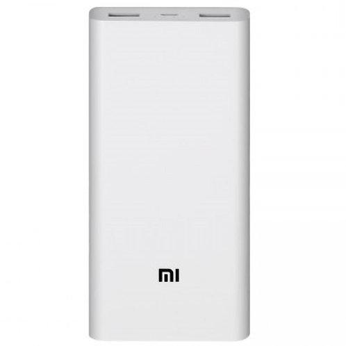 Внешний аккумулятор (АКБ) Power Bank Xiaomi Mi Power Bank 20000mAh White