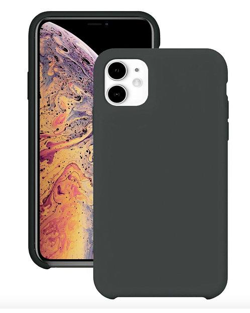 Угольный чехол на 11 iPhone
