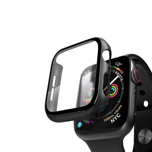 Кейс со стеклом для Apple Watch 4/5 series, 44 мм