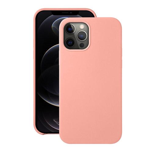 Чехол Liquid Silicone для Apple iPhone 12