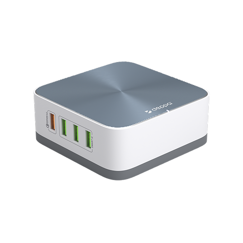 Зарядная станция 8USB, QC 3.0, 10A, 50Вт, Ultra