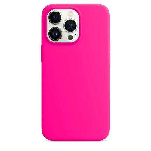 """""""Ярко-розовый"""" чехол на iPhone 13 Pro / Max"""
