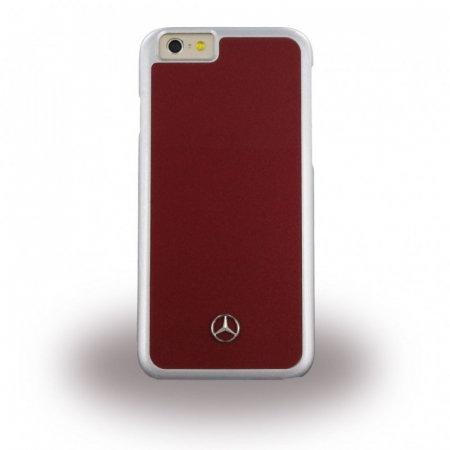 Чехол-накладка для iPhone 6/6S Mercedes Metallic Plate Hard PC&Metallic