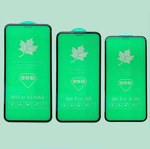 Акционное 5D защитное стекло для iPhone 6/7/XR/11