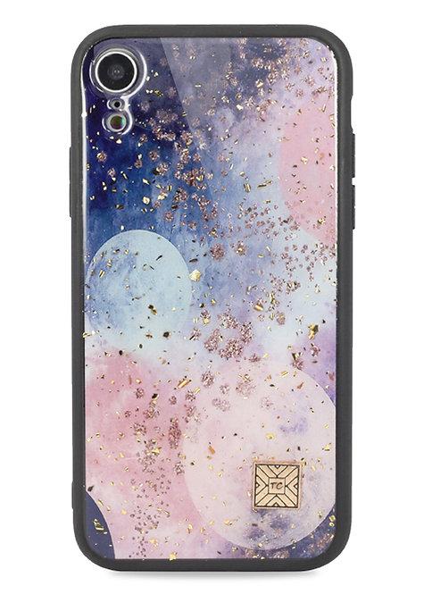 Чехол для iPhone XR Pictures foil силикон (Планеты)