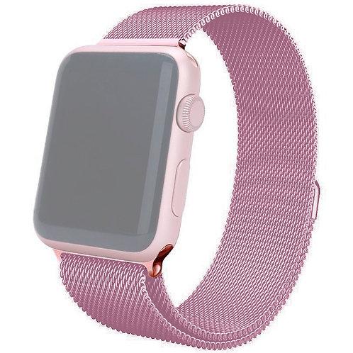 Миланское плетение ремешок для Apple Watch 38/40mm