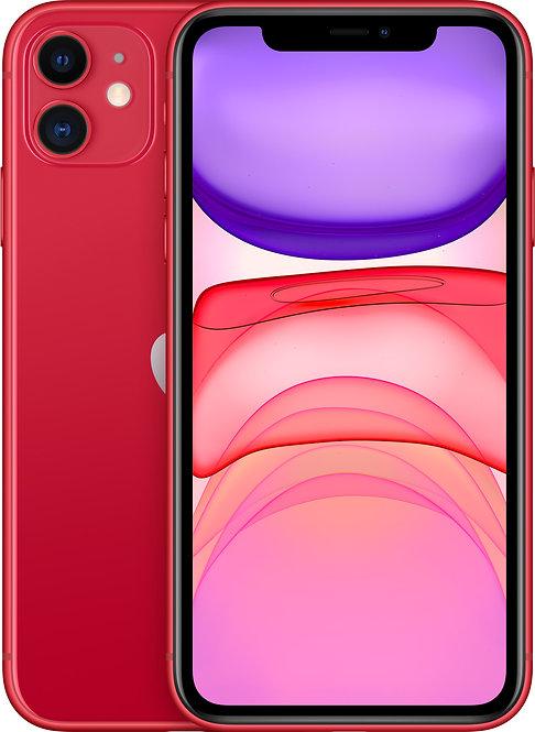 Apple iPhone 11 64GB красный (MWLV2RU/A)