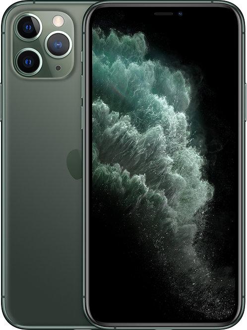 Apple iPhone 11 Pro 256GB тёмно-зеленый (MWCC2RU/A)
