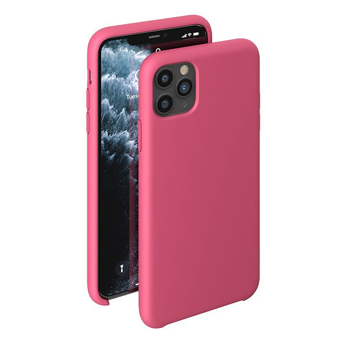 Чехол Liquid Silicone Case для Apple iPhone 11 Pro Max