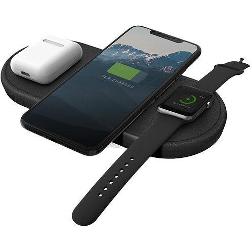 Беспроводное зарядное устройство Uniq Aereo 3-in-1 Fast Wireless Charging