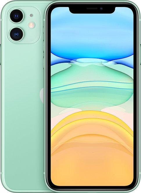 Apple iPhone 11 64GB зеленый (MWLY2RU/A)