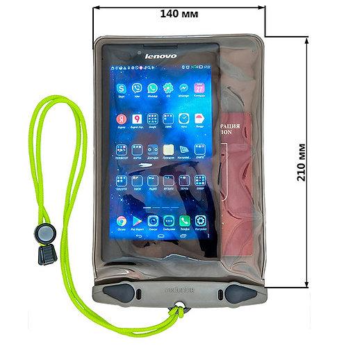 Водонепроницаемый чехол Aquapac для смартфонов большого размера, мини-планшетов.
