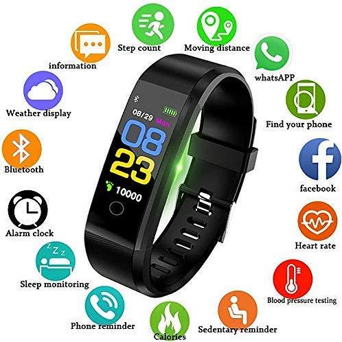 Фитнес-браслет Smart BandI Black