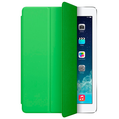 Чехол для iPad Apple Air Smart Cover Green (MF056ZM/A)