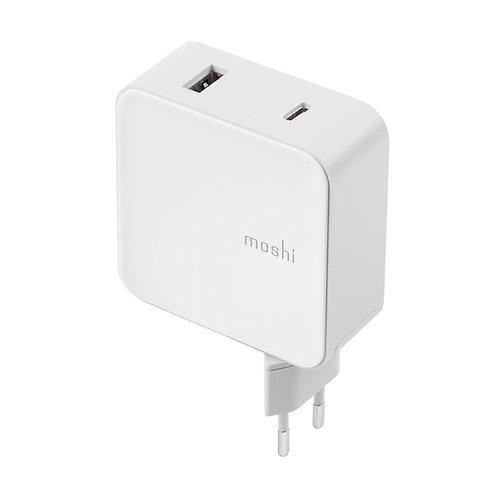 Moshi ProGeo USB-C Сетевое Зарядное Устройство (42 Вт)