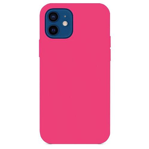 Силиконовый чехол  Silicone Case для iPhone 12