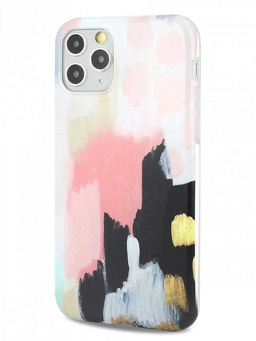 Чехол для iPhone 11Pro Max Look of young силикон (Краски)