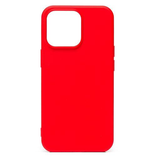"""""""Красный"""" чехол на iPhone 13"""