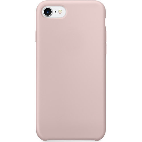 Накладка iPhone 7/8/SE 2020 Silicone Case