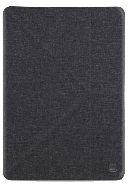 Чехол Uniq Yorker Kanvas для iPad Pro 11'' 2020 (Black)