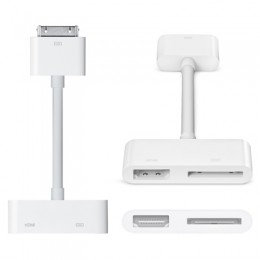 Apple 30-pin Digital AV Adapter (MD098ZM/A)