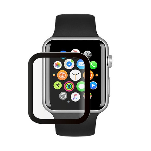 Защитное гибридное стекло для Apple Watch 4/5 series, 40 мм