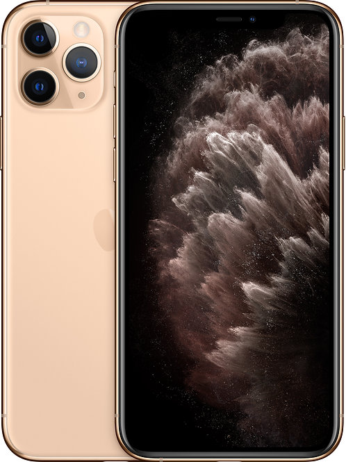 Apple iPhone 11 Pro 64GB золотой (MWC52RU/A)